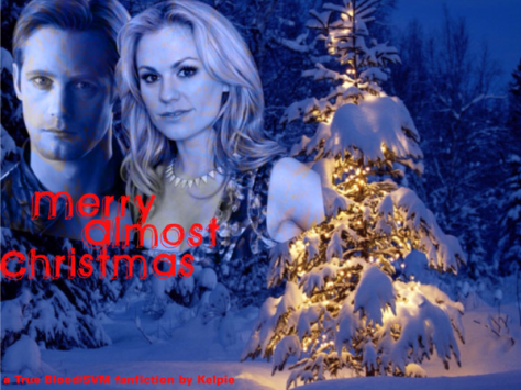 Merry Almost Christmas banner