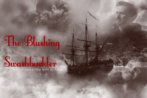 The Blushing Swashbuckler banner