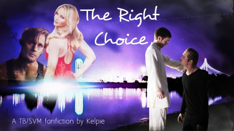 The Right Choice banner