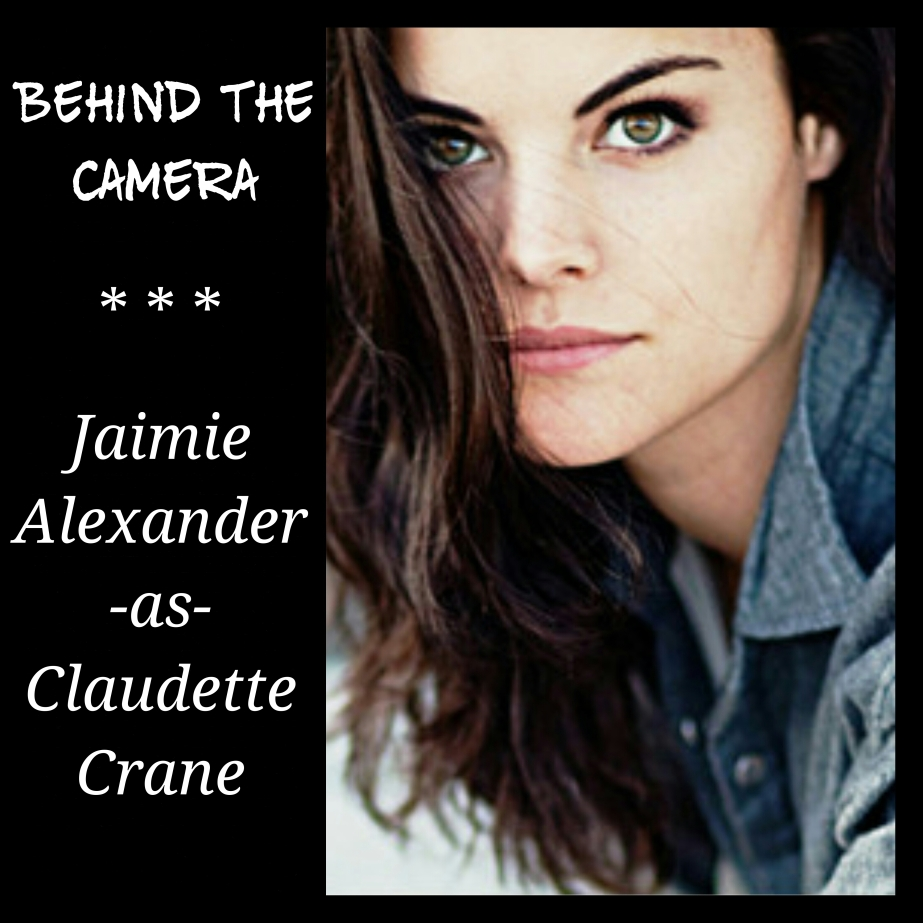 Behind the Camera Claudette